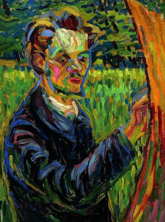 Encuentros con el arte ernst ludwig kirchner mucho m s - Trabajos de pintor en madrid ...