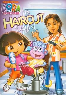 Ver online: Dora the Explorer: It's Haircut Day (2011)