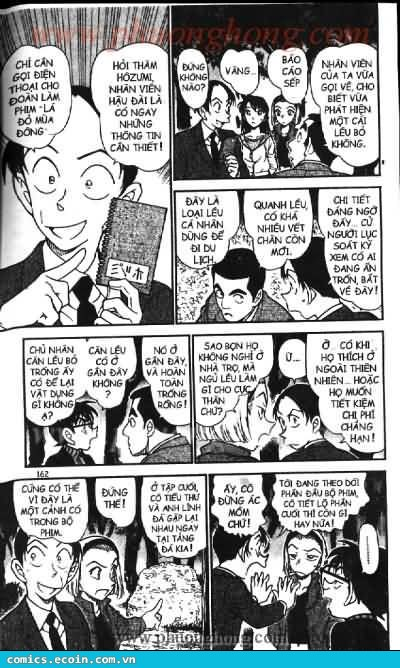 Detective Conan - Thám Tử Lừng Danh Conan chap 542 page 8 - IZTruyenTranh.com