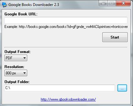 telecharger un ebook google