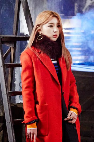 4minute Cold Rain Concept Sohyun
