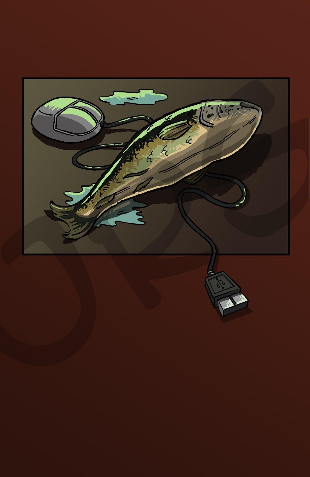 Du poisson pour diner