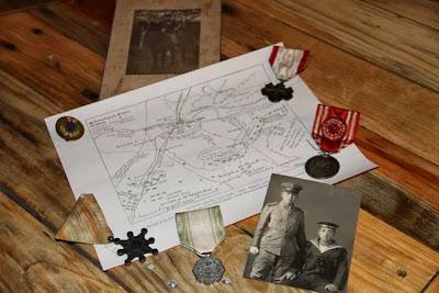 Detalles originales de la segunda guerra Mundial en Japan Búnker. Blog Esteban Capdevila