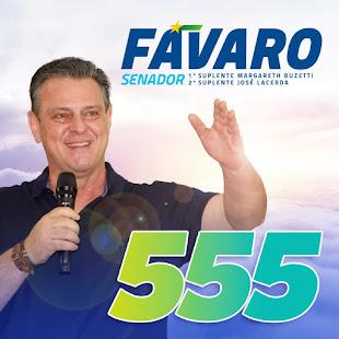 SENADOR CARLOS FAVARO POR MT