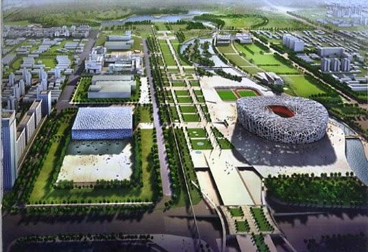Pangu 7 star hotel beijing beijing china - Filipino Travelog Green Village For Beijing Olympics 2008