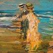 'A la vora del mar (Ignasi Pinazo Camarlench)'