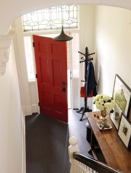 Color Your Interior Doors Newport Beach - SKD Studios