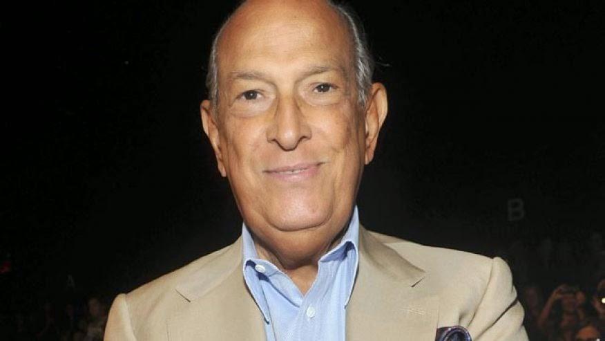 RIP Oscar de la Renta dead, Oscar de la Renta dead