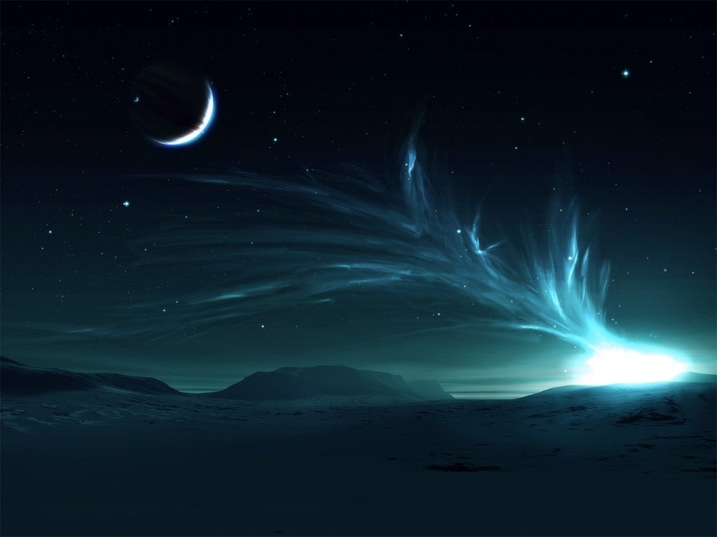 desktop wallpapers night sky wallpapers free download