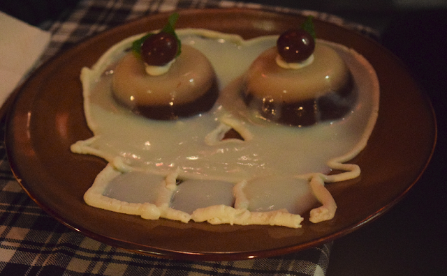 Pudding - Death By Chocolate (DBC) Bogor