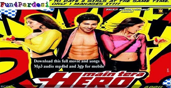 Latest Bollywood Movie Main Tera Hero 2014