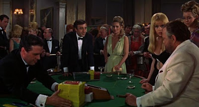 Casino Royale, James Bond, Woody Allen, Orson Welles, Peter Sellers, David Niven