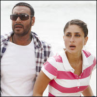 Kareena Kapoor refused to act with Ajay Devgan