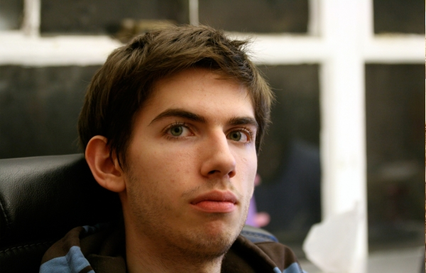 Fundador de Tumblr, David Karp