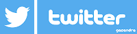 Twitter Logo Font and Color Text Used