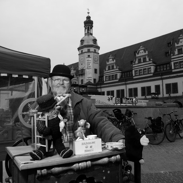 GIMP photowalk LGM Leipzig organ grinder