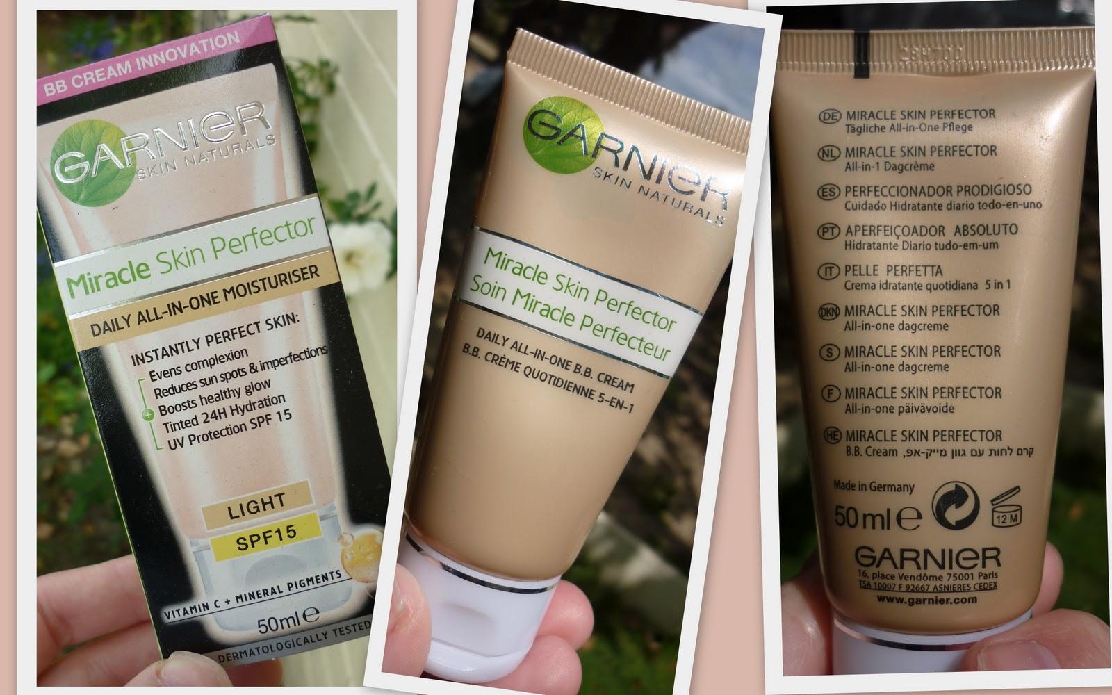Beauty Down Under: Review: Garnier BB Cream
