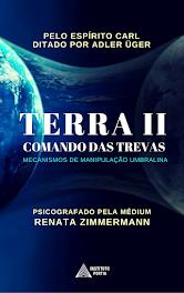 Livro: Terra II - Comando das Trevas