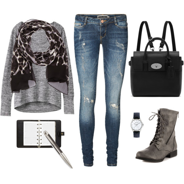 leopard print fall fashion outfit idea mint to inspire