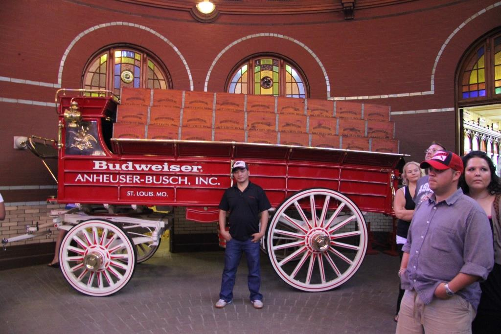 Saint Louis, Budweiser Factory