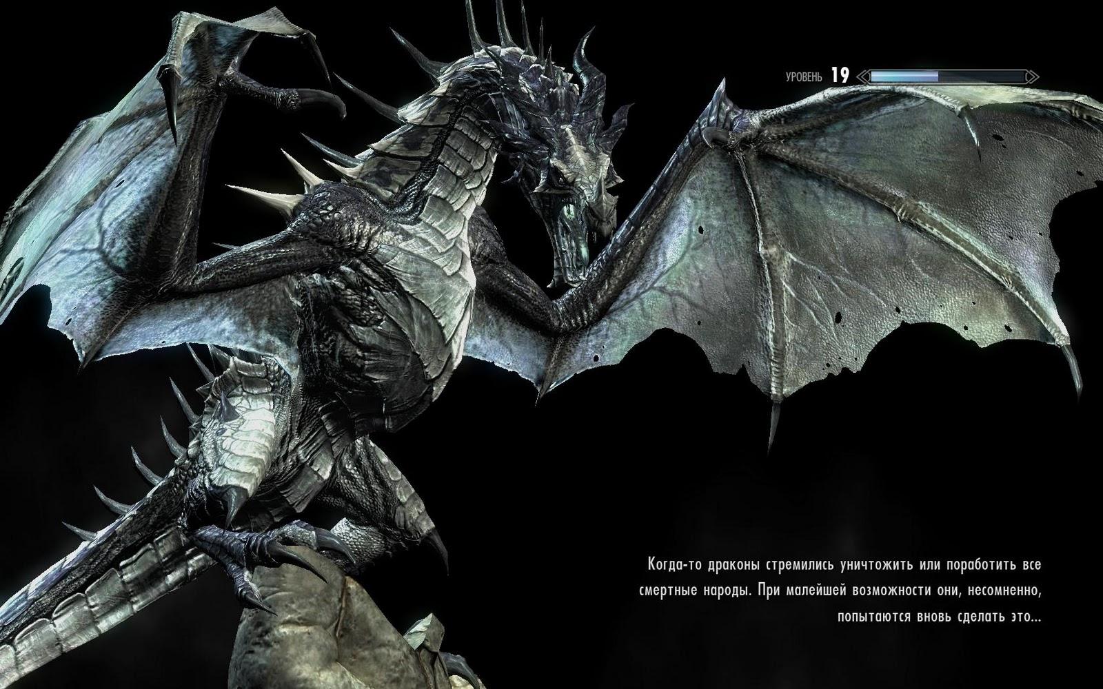 История о драконе картинка