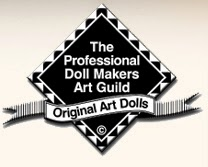 Member of the Professional Doll Makers Art Guild