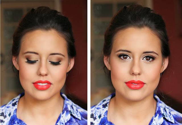 tangerine lipstick, orange lipstick, mac morange lipstick