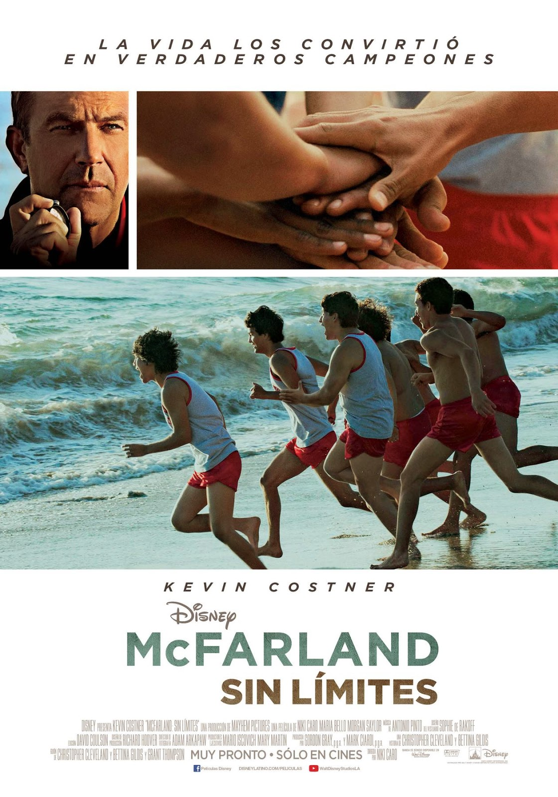 McFarland Sin Limites