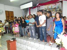 1ª Igreja Batista Peniel em Dário Meira.