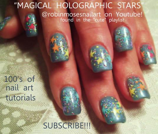 Robin moses nail art using eyeshadow on your nails nail art with using eyeshadow on your nails nail art with eyeshadow pink zebra nail abstract nail nail art pigment rainbow star nail holographic glitter nail prinsesfo Images