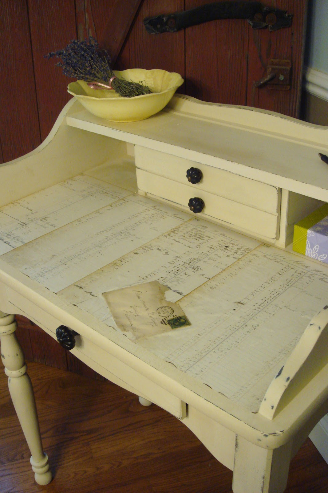 Whimsical Perspective: Meet Old Ochre: My Annie Sloan Chalk Paint ...
