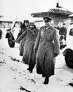 Paulus rendición en Stalingrado