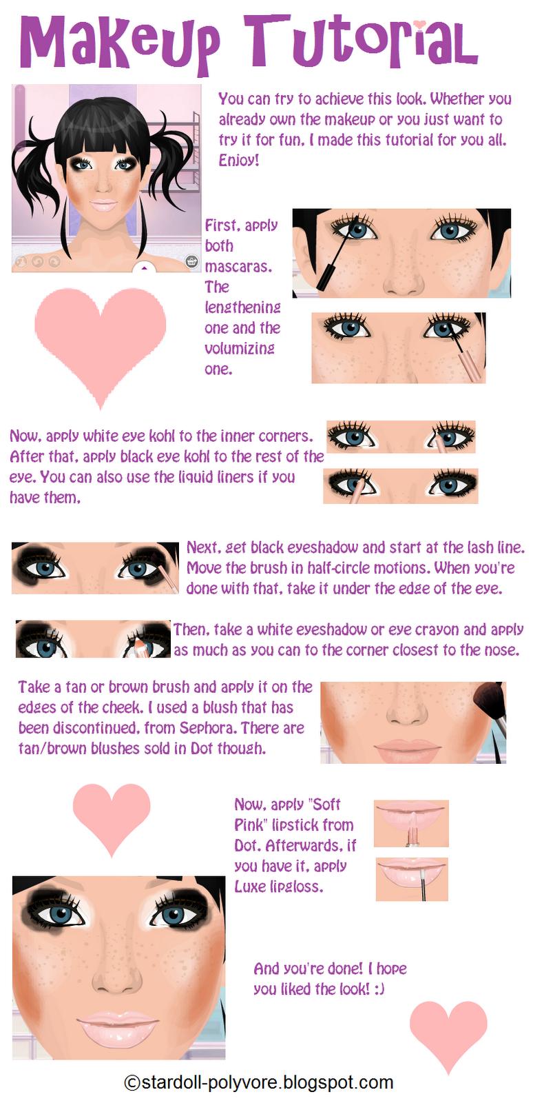 to do a Makeup Tutorial
