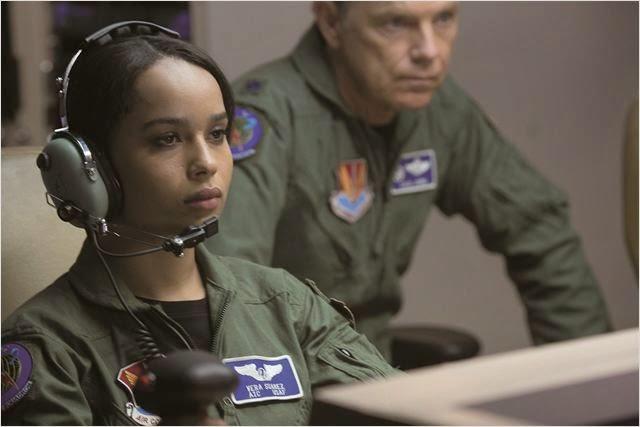 Vera Suarez (Zoe Kravitz) dans Good Kill