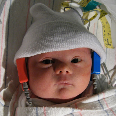 Spencer's Hearing Test in NICU