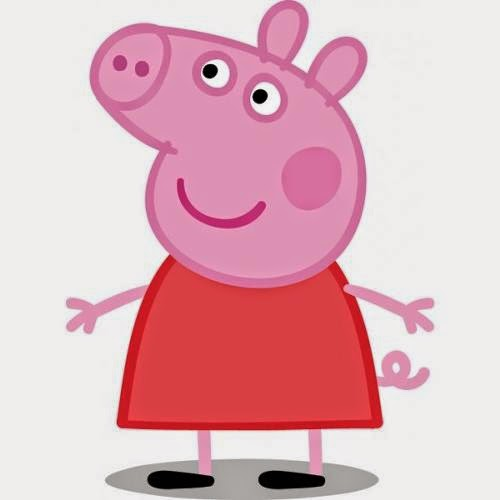 Peppa pig para imprimir