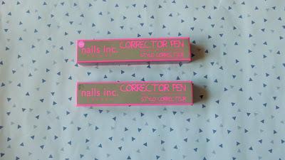 Nail Inc Corrector Pens
