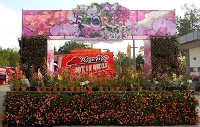 Festival Bunga Floria Putrajaya 2013