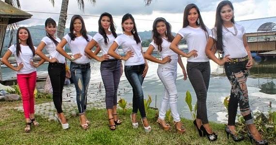 mutya ng lake sebu 2014 candidates i love south cotabato
