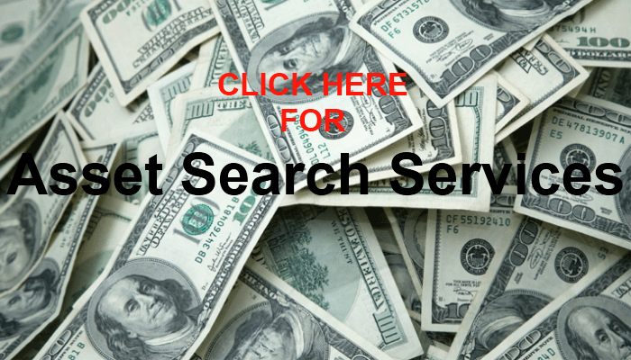 asset search firm
