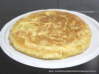 La mejor Tortilla de Patata del mundo