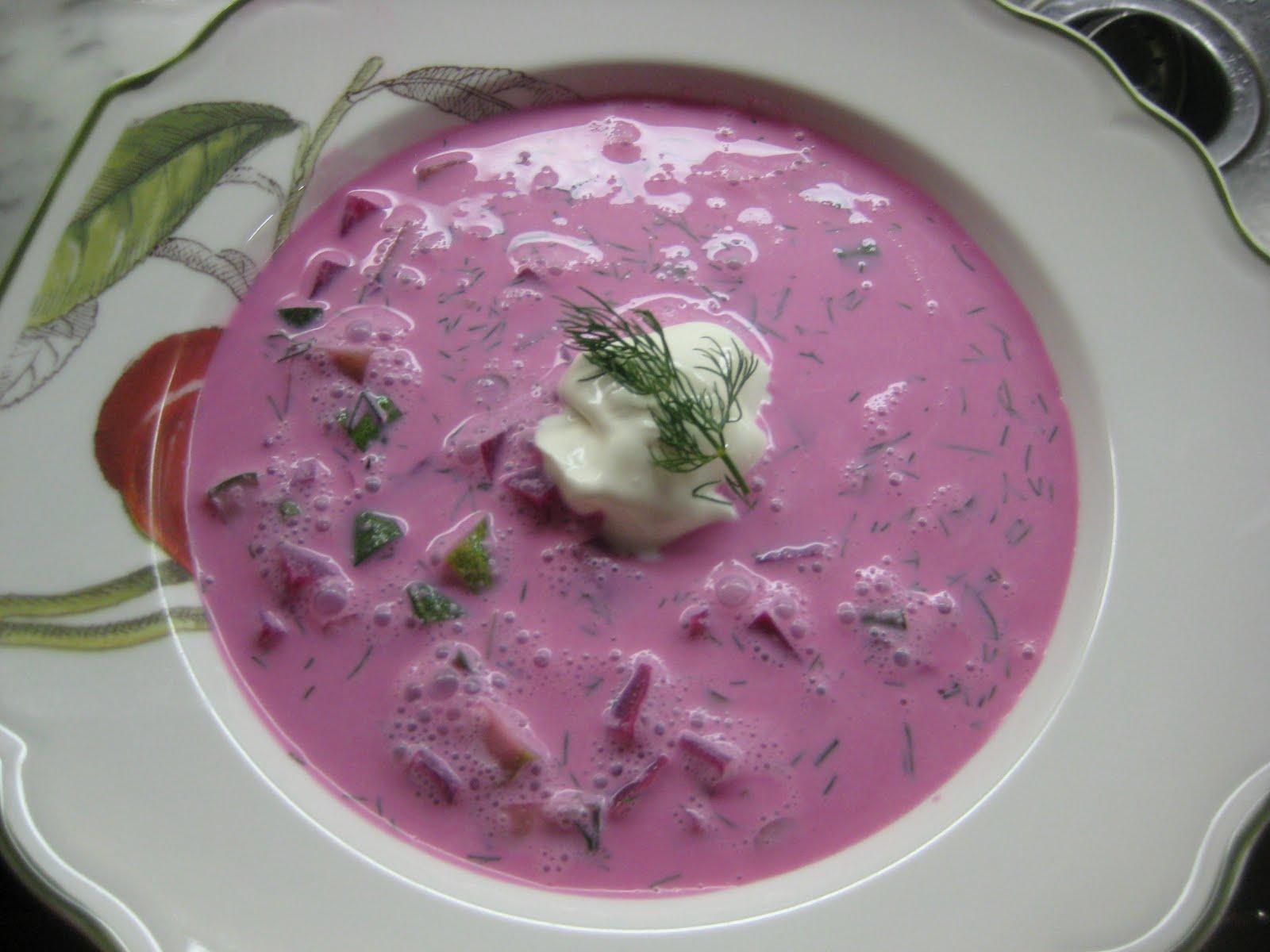 Ina Garten Tzatziki the delicious truth: my computer ate ina garten's summer borscht