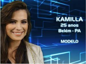 Paraense Kamilla Salgado, Flagras - Ensaio Sensual - Playboy BBB13