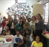 Equipe Ítalo Betarello: Funcionários da Secretaria, Limpeza, Agentes Org., Merendeiras e GOE