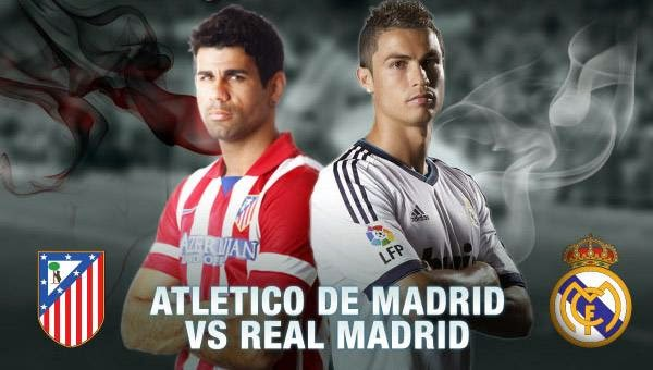 Atletico de Madrid-Real Madrid