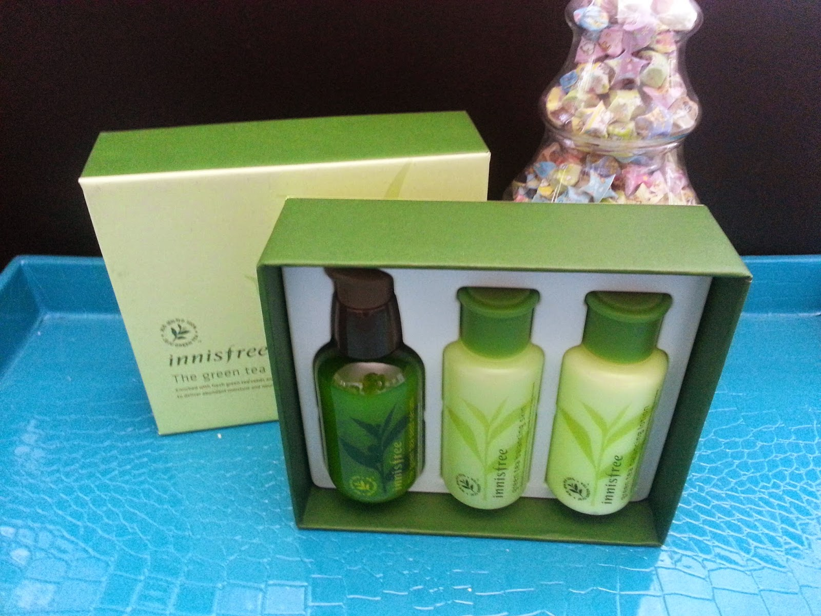 Green Tea Seed Serum Special Set