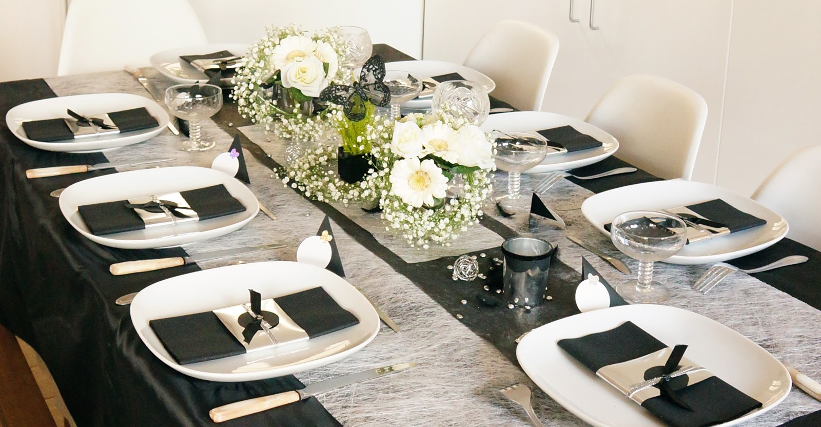 Deco De Table Chic