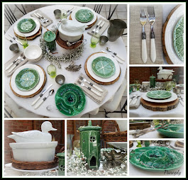 Spring 2017 Tablescape