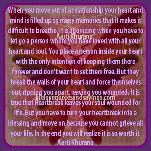 Quotes About Moving On From A Relationship. QuotesGram Moving On Quotes Relationships