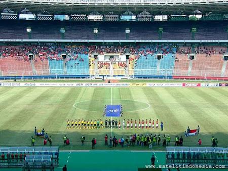 siaran langsung timnas indonesia vs brunei darussalam